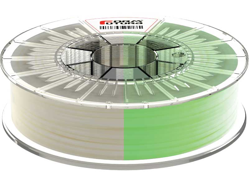 Easyfil Abs Glow In The Dark Green 750gr 175mm 3d 2go