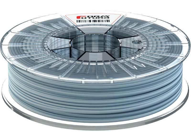 HDglass™ Blinded Sapphire Grey 750gr. 2.85mm