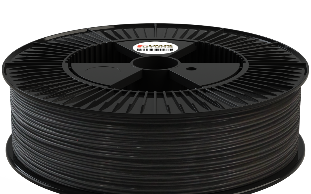 Volcano PLA Black 4500gr. 1.75mm