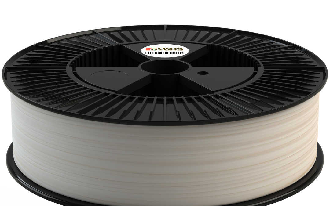 Volcano PLA White 4500gr. 1.75mm